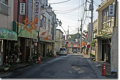 岩瀬駅前本町商店街