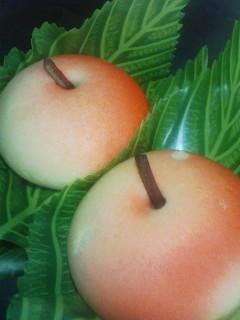 林檎ちゃん饅頭。