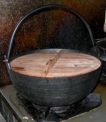 南部鉄の鍋