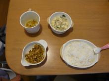 12.23 お昼ごはん