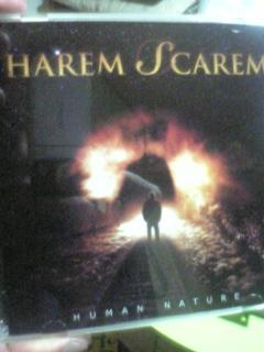 HAREM SCAREM『HUMAN NATURE』
