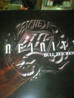 BULL ZEICHEN88 『infinity』