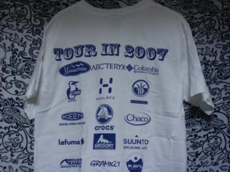 オッシュTシャツNo.1