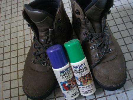 靴洗濯No.1