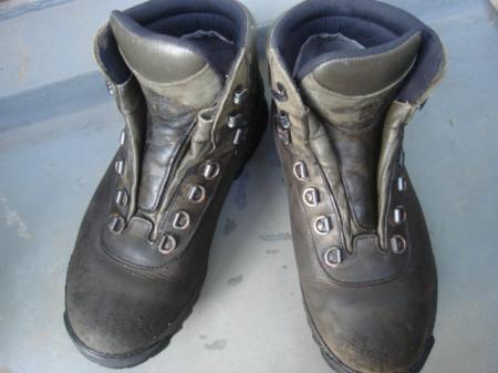 靴洗濯No.9