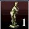 りぴ青銅像