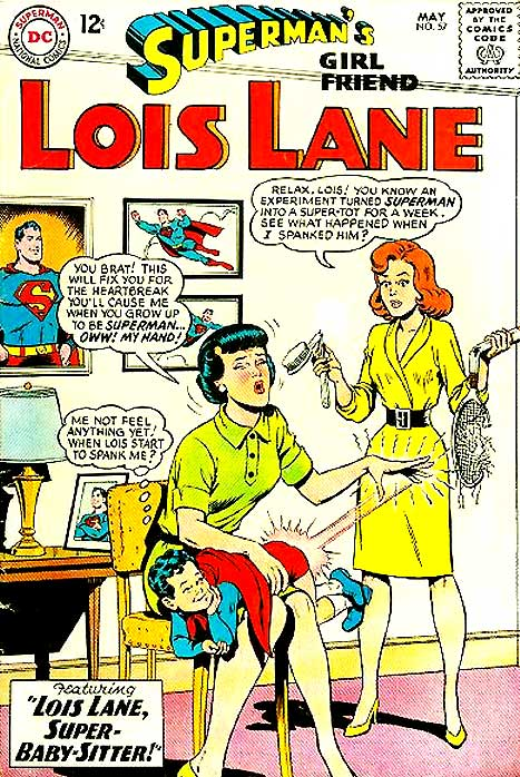 Azotes de Lois Lane (Superman, DC Comics)