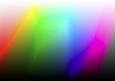 カラーグラデーション-sRGB