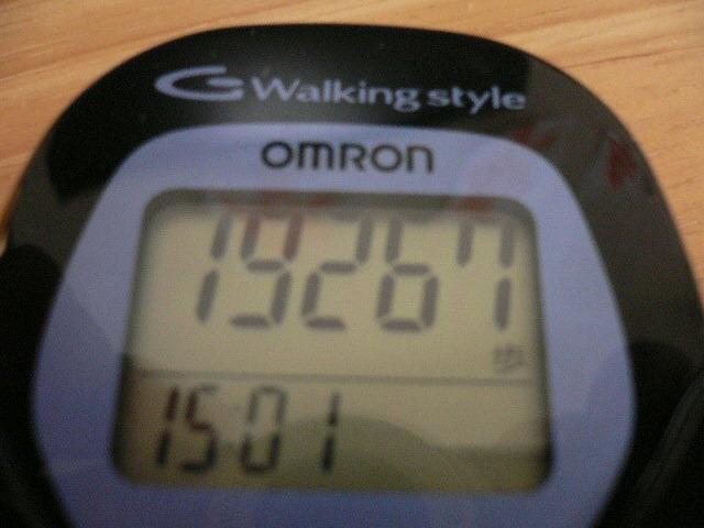 消費カロリは643kcal