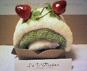 タオルケーキ