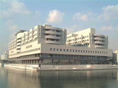 ... 病院へ行こう! 横浜市立病院