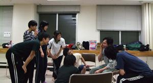 #6稽古初日_小野君を囲む会