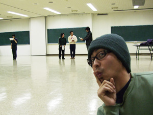 小野くん乱入