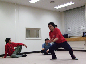 赤い相撲部屋2