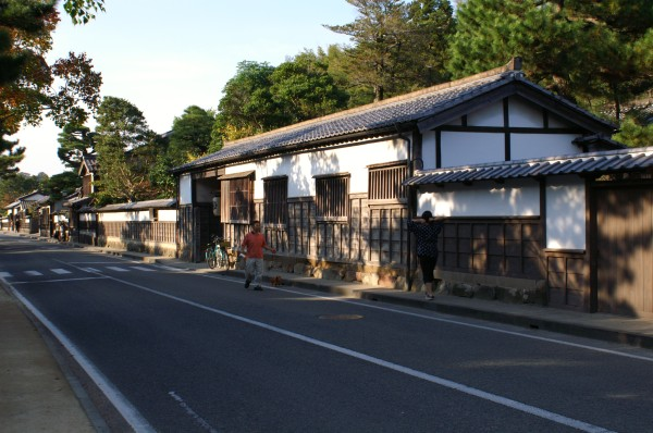 samurai-residence
