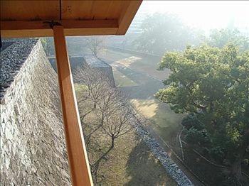 飯田丸櫓窓