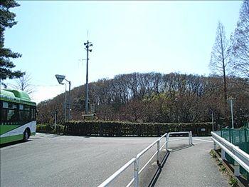 赤塚城外観
