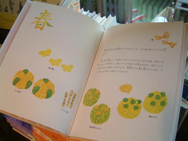 和菓子のほん(中身)