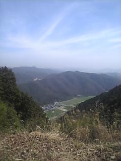 書写山からの景色