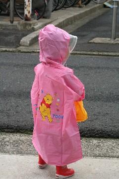 雨、雨、降れ、降れ母さんが~