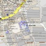 和田岬小学校周辺地図