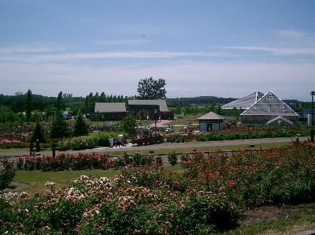 岩見沢公園