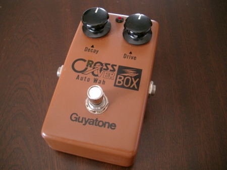 PS-104 CROSS OVER BOX Auto Wah/BOX
