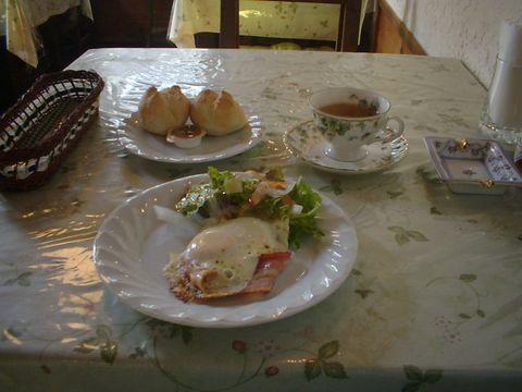これぞ朝の食事