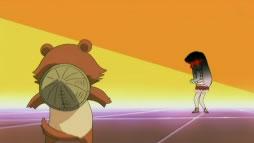 ぱにぽにだっしゅ! 第14話 「石を抱いて淵に入る」