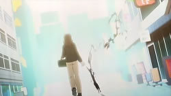 灼眼のシャナ 第1話 「全ての終わり、一つの始まり」