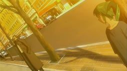 SoltyRei ソルティレイ 第1話 「オーロラの降る街」