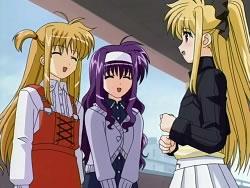 魔法少女リリカルなのはA's 第3話 「再会、そしてお引っ越しなの!」