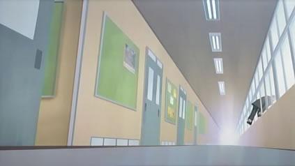 灼眼のシャナ 第3話 「トーチとフレイムヘイズ」