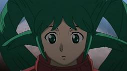 SoltyRei ソルティレイ 第3話 「青の少女」