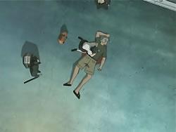 BLOOD+ 第3話 「はじまりの場所」