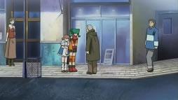 SoltyRei ソルティレイ 第4話 「friend」