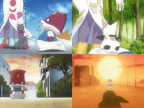 ARIA The ANIMATION 第8話 「その 憂鬱な社長ったら…」「その イケてるヒーローってば…」