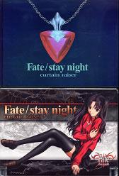 Fate/stay night curtain raiser
