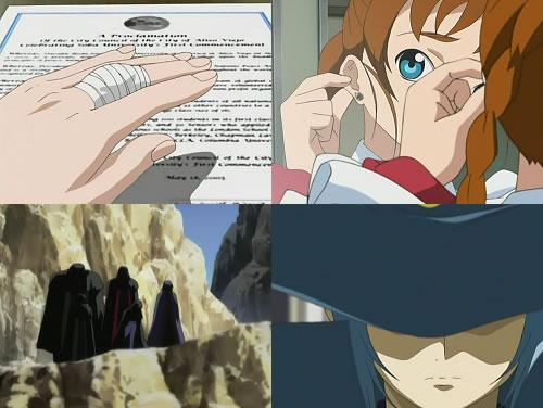 舞-乙HiME 第8話 「運命の軛」