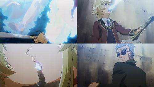 灼眼のシャナ 第10話 「絡まる想い」