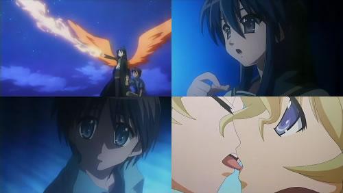 灼眼のシャナ 第11話 「悠二とシャナとキス」