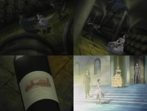 BLOOD+ 第11話 「ダンスのあとで」