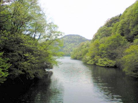 喜撰山ダム