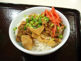 070609トロ焼豚丼