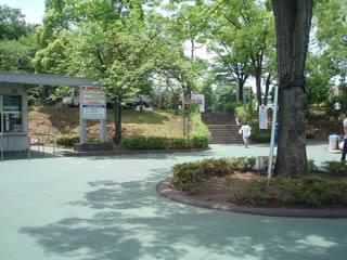 070621西武第二球場への道