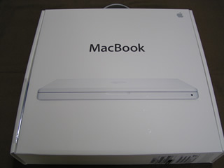 MacBook外箱