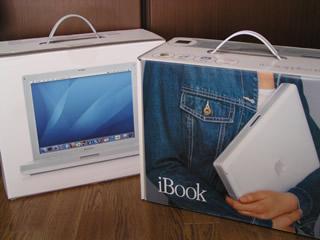 iBookたち