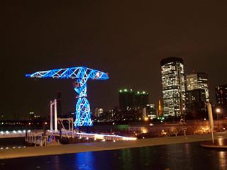 ららぽーと豊洲・東京タワーもちょこっと