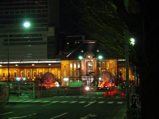 東京駅シティスフィアー