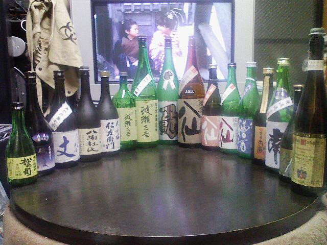08初酒盛り(^^;)
